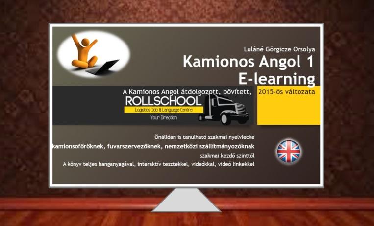 Angol E-learning csomag