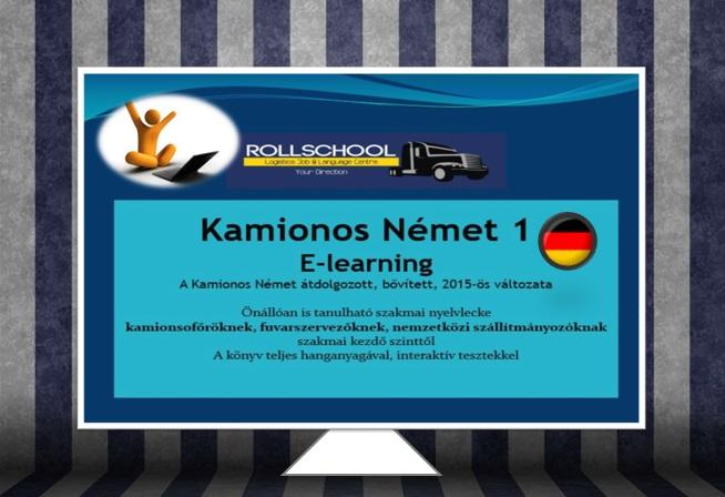 Német E-learning csomag